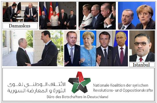 Merkels ausgeträumter Türkentraum